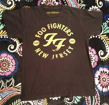 Foo Fighters 2011 Concert T-shirt New Jersey - Izod Center 9/26/11 - Size Small