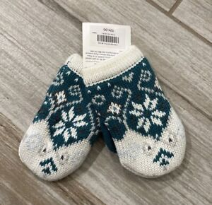 Janie And Jack Knit Mittens