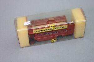 ZA093 Anguplas mini car Train Bus Ho 1/86 Autobus 1925 longueur 93 mm