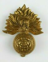 Royal Fusiliers City of London Regiment OR's cap badge - Slider to Rear - Firmin
