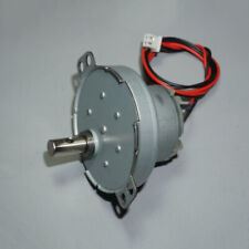 50MM DC 5V-12V 10RPM Slow Speed Large Torque Gearbox Metal Gear Reduction Motor