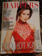 February Harpers & Queen Magazines for Women in English