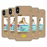 OFFICIAL TOP TRUMPS DOGS HARD BACK CASE FOR APPLE iPHONE PHONES