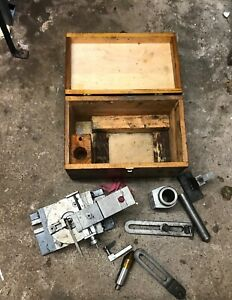 CLARKSON TOOL AND CUTTER GRINDER RADIUS FIXTURE Ball Nosed End Slot Mills etc.