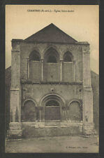 1910s CHARTRES EGLISE SAINT-ANDRE FRANCE POSTCARD