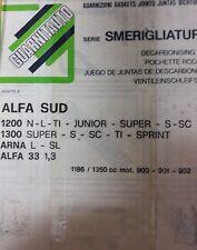 Juntas Alfasud TI Sprint Arna Alfa 33 (🐍WhatsAlfa🐍)