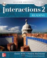 Interactions Level 2 Reading Student Book, Kirn, Elaine, Hartmann, Pamela, Good