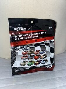 Nascar Authentics 1:87 Die-Cast Car Mystery Bag Wave 5 Unopened 2019  NEW!!