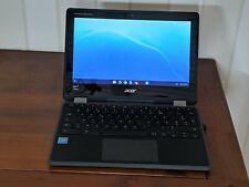 """ACER Chromebook R751TN-C8GM Noir 29,5 cm (11.6"""") 1366 x 768 pixels Écran ta..."""