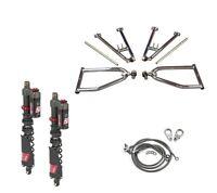 LSR Lone Star Sport A-Arms Elka Stage 5 Front Shocks Kit Honda TRX250R 250R
