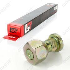 20 x Tornillos de Moleteado con tuerca rueda - M12X1,25 36mm para Nissan Modelos