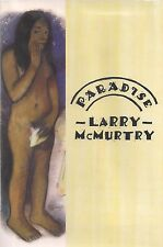 """LARRY McMURTRY """"Paradise"""" (2001) SIGNED First Printing HC/DJ in As New Condition"""