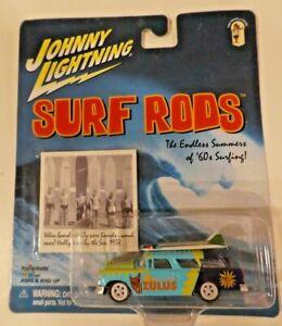 Johnny Lightning 55 Chevy Nomad Surf Rods County Line Zulus White Lightning NIP