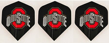 OHIO STATE NCAA Standard Dart Flights 1 set of 3 Flights