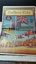 Northern Echo, Coronation Souvenir 1937