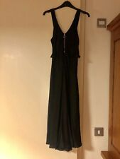& Other Stories Black Dress Size 8 BRAND NEW NEVER BEEN WORN