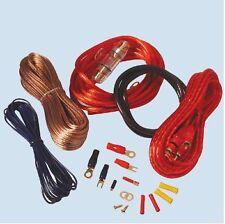 Autoleads pc4-27 Calibre 8 amplificador/Amp Kit de cables de alimentación de la tierra Sub Cable + Fusible