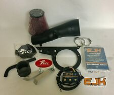 06-14 Yamaha Raptor 700 Dobeck EJK EFI Controller Fuel Customs Intake Filter Kit