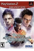 Virtua Fighter 4 Evolution Ps2 Playstation 2 Game Disc Only 35s T Kids
