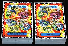 2019 GARBAGE PAIL KIDS WE HATE THE 90'S BRUISED COMPLETE SET 220 CARDS RARE