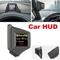 Head Up Display Projector Car Truck Speedometer Universal GPS HUD Projector OBD