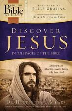 Discover Jesus in the Pages of the Bible What the Bible Is All About