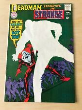 Strange Adventures, Vol. 1 #211 (DC Comics) Deadman