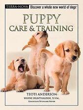 Puppy Care & Training (Terra-Nova Series), Teoti Anderson, 0793836816, Book, Acc