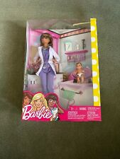 Barbie Baby Doctor Doll Playset NEW IN STOCK Toys Mattel
