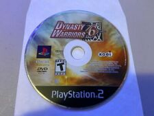 Dynasty Warriors 6 (Sony PlayStation 2, PS2, 2008) - DISC ONLY - A913