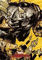 JUGGERNAUT / 2007 Marvel Masterpieces BASE Trading Card #44