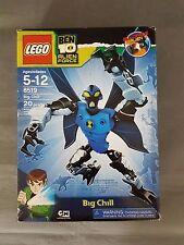 LEGO Ben 10 Alien Force Big Chill 8519 Building Set Toy Interlocking Building