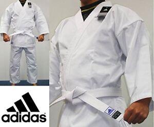 adidas   Student Karate uniform / Gi Made of Cotton