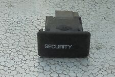 98-01 NISSAN ALTIMA SECURITY SWITCH BUTTON OEM