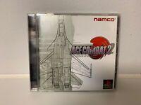 Ace Combat 2 - PlayStation / PS1 PSX Japan import