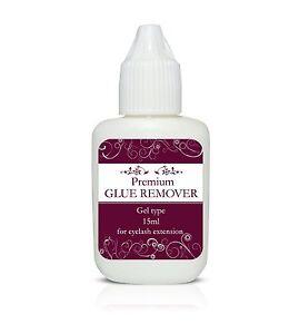 Premium Gel Type Glue Remover 15ml - Eyelash Extensions