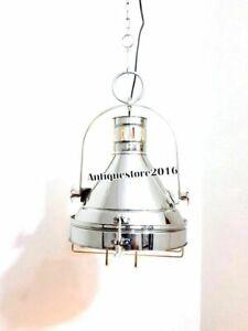 Vintage Marine Nautical Reenactment Hanging Lamp Ceiling Light Decorative Gift
