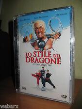 LO STILE DEL DRAGONE ATTENTI A QUEI TRE SUPER JEWEL DVD SIGILLATO HULK HOGAN