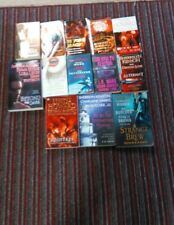 PARANORMAL ROMANCE ANTHOLOGY LOT OF 13 PAPERBACKS
