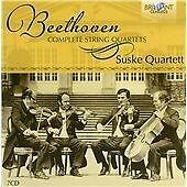 Beethoven: Complete String Quartets, Suske Quartet CD | 5028421946726 | New