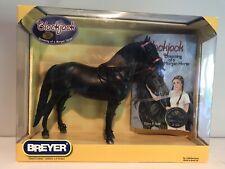 "Breyer Horse ""Blackjack"" Morgan Horse With Original Packaging"