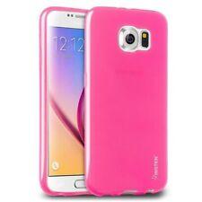 Fundas transparentes de color principal rosa para teléfonos móviles y PDAs
