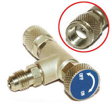 1/4'-1/4' easy for Refrigerant Charging Hose R22 R404A Suit Flow Control Valve