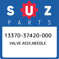 13370-37420-000 Suzuki Valve assy,needle 1337037420000, New Genuine OEM Part