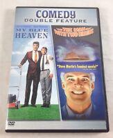 My Blue Heaven The Man With Two Brains DVD Steve Martin Rick Moranis Carl Reiner