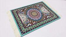 New Magical Persian Carpet Mouse Rug Green Kaleidoscope 21