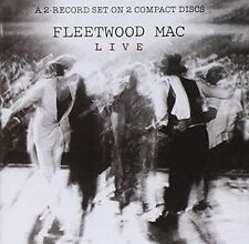 Fleetwood Mac Live by Fleetwood Mac (CD, Aug-1988, 2 Discs, Warner Bros.)