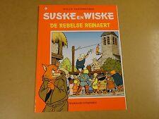 STRIP 1° DRUK / SUSKE EN WISKE N° 257