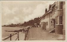 LYME REGIS ( Dorset) : Marine Parade -MILLAR & LANG
