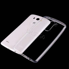 For Net10 LG G3 4G LTE Phone Clear Skin TPU Full Body Protective Cover Case USA